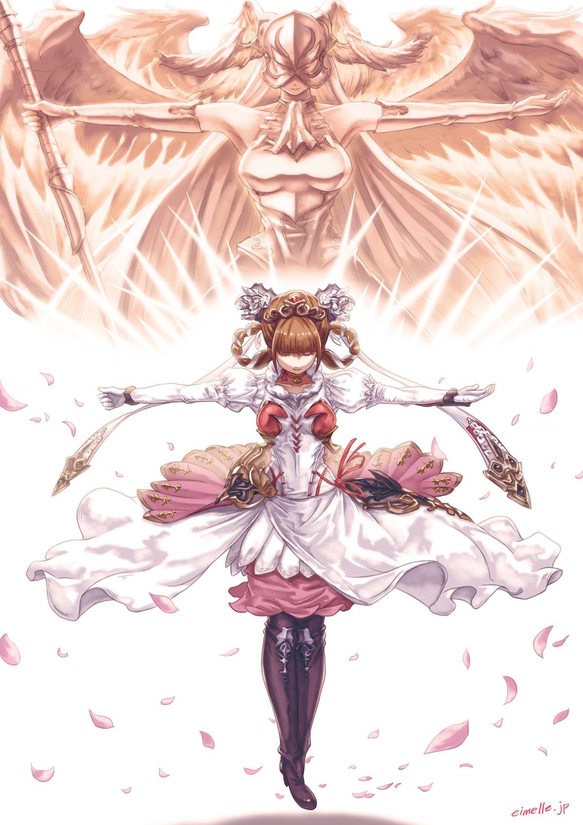 グラブル 守護精霊を召喚するジュリエット姫 にくきゅうblog